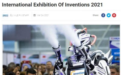 EgyNano's ORAL INSULIN FORMULATION WINS THE GOLDEN MEDAL IN GENEVA INVENTIONS 2021